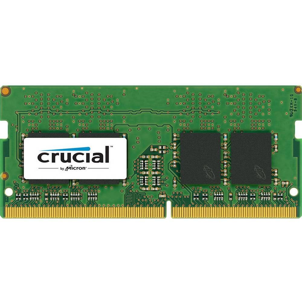 Delovni pomnilnik za prenosnik - komplet Crucial CT8G4SFS824A 8 GB 1 x 8 GB DDR4-RAM 2400 MHz CL 17-17-17