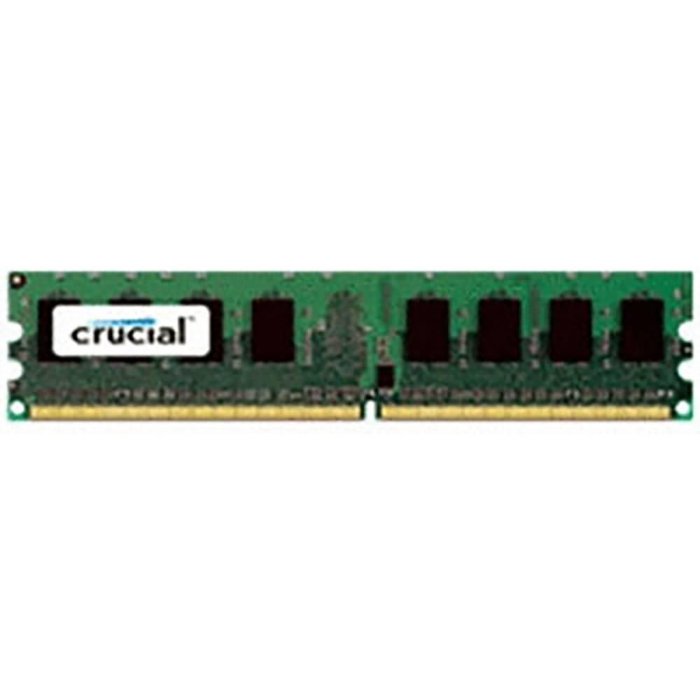 Crucial PC delovni pomnilnik, modul CT51264BD160BJ 4 GB 1 x 4 GB DDR3-RAM 1600 MHz CL11 11-11-27