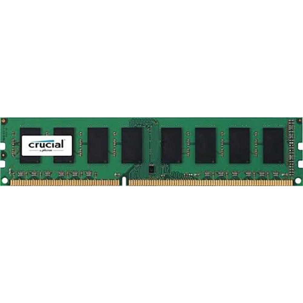 Crucial PC delovni pomnilnik, modul CT102464BD160B 8 GB 1 x 8 GB DDR3L-RAM 1600 MHz CL11 11-11-27