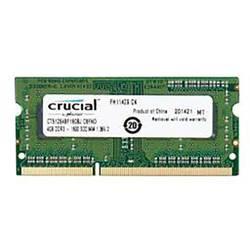 Crucial delovni pomnilnik za prenosnik, modul CT51264BF160BJ 4 GB 1 x 4 GB DDR3-RAM 1600 MHz CL11 11-11-27
