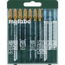10-dijelni raspon listova ubodne pile Metabo 623599000 List pile