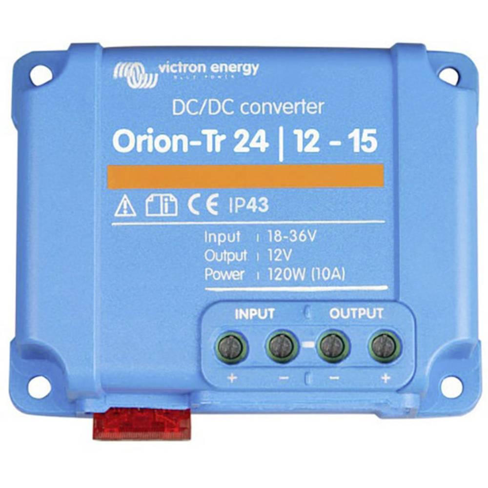 DC/DC pretvornik Victron Energy Orion-Tr 24/12-15 18 do 35 V - 12.5 V/DC/20 A 120 W