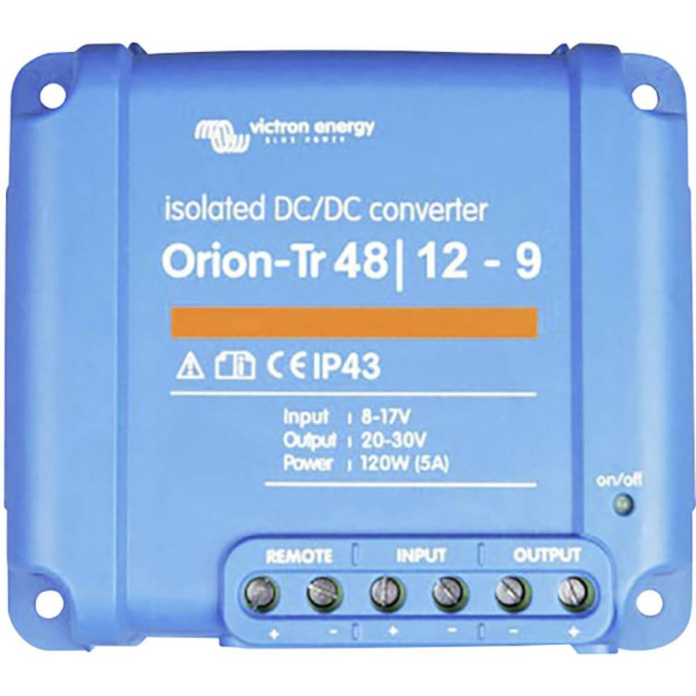 DC/DC-omformer Victron Energy Orion-Tr 48/12-9A 12 V/DC/12.5 A