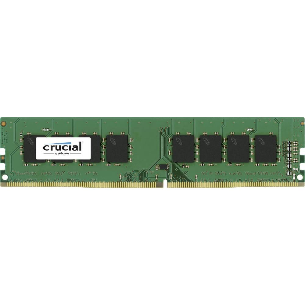 PC delovni pomnilnik, modul Crucial CT16G4DFD824A 16 GB 1 x 16 GB DDR4-RAM 2400 MHz CL 17-17-17