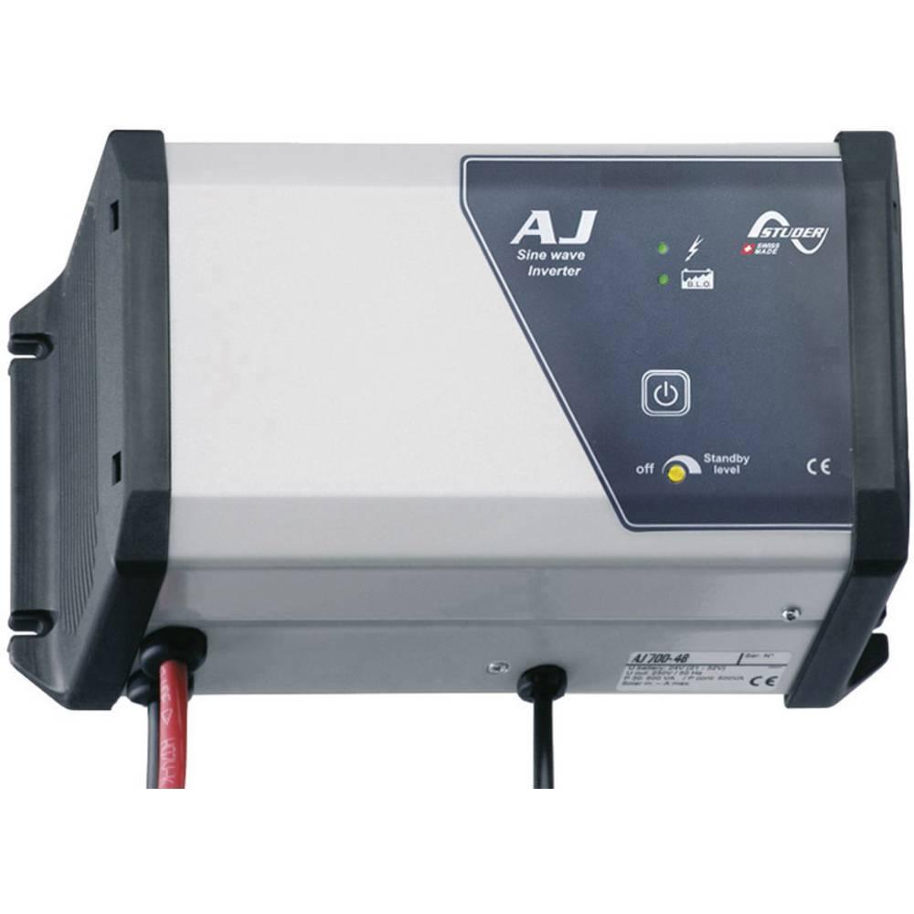 Strømvekselretter Studer AJ 700-48 700 W 48 V/DC Strømtilslutning Kabel