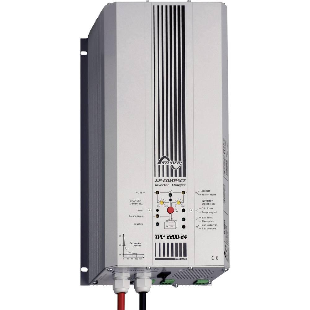 Strømvekselretter Studer XPC+ 2200-24S 2200 W 24 V/DC Strømtilslutning Kabel