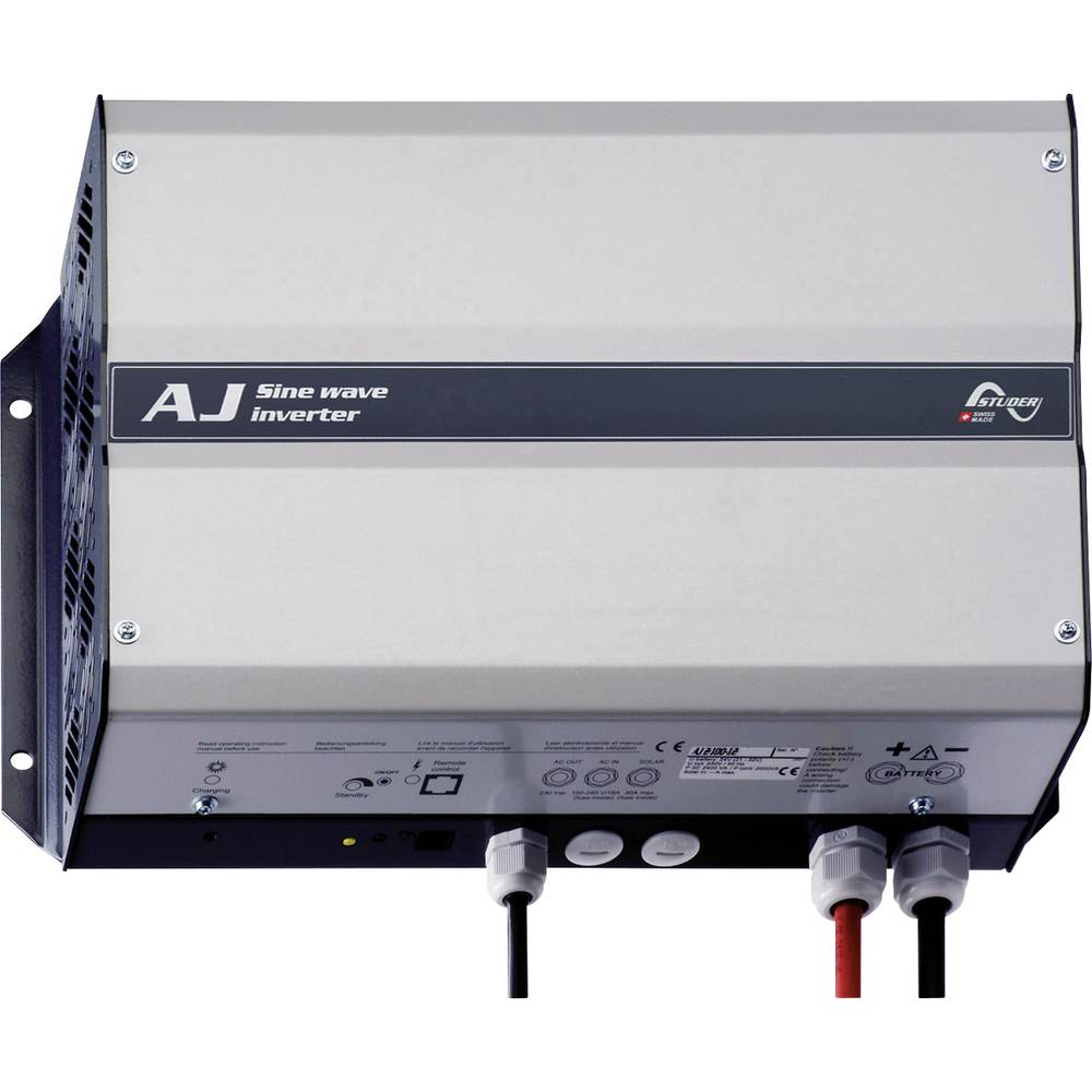 Studer AJ 2100-12 omrežni razsmernik 2100 W 12 V/DC - 230 V/AC