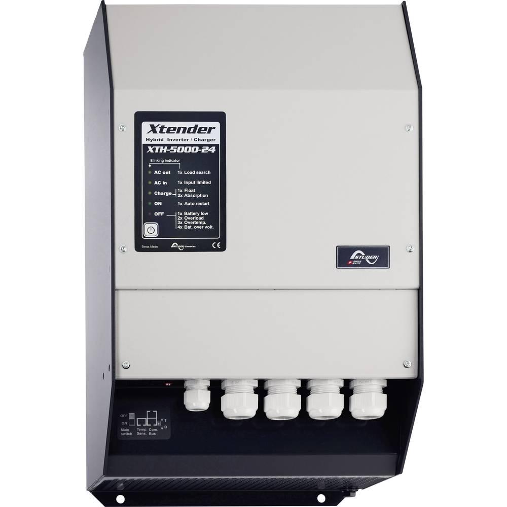 Studer XTH 5000-24 omrežni razsmernik 5000 W 24 V/DC - 230 V/AC