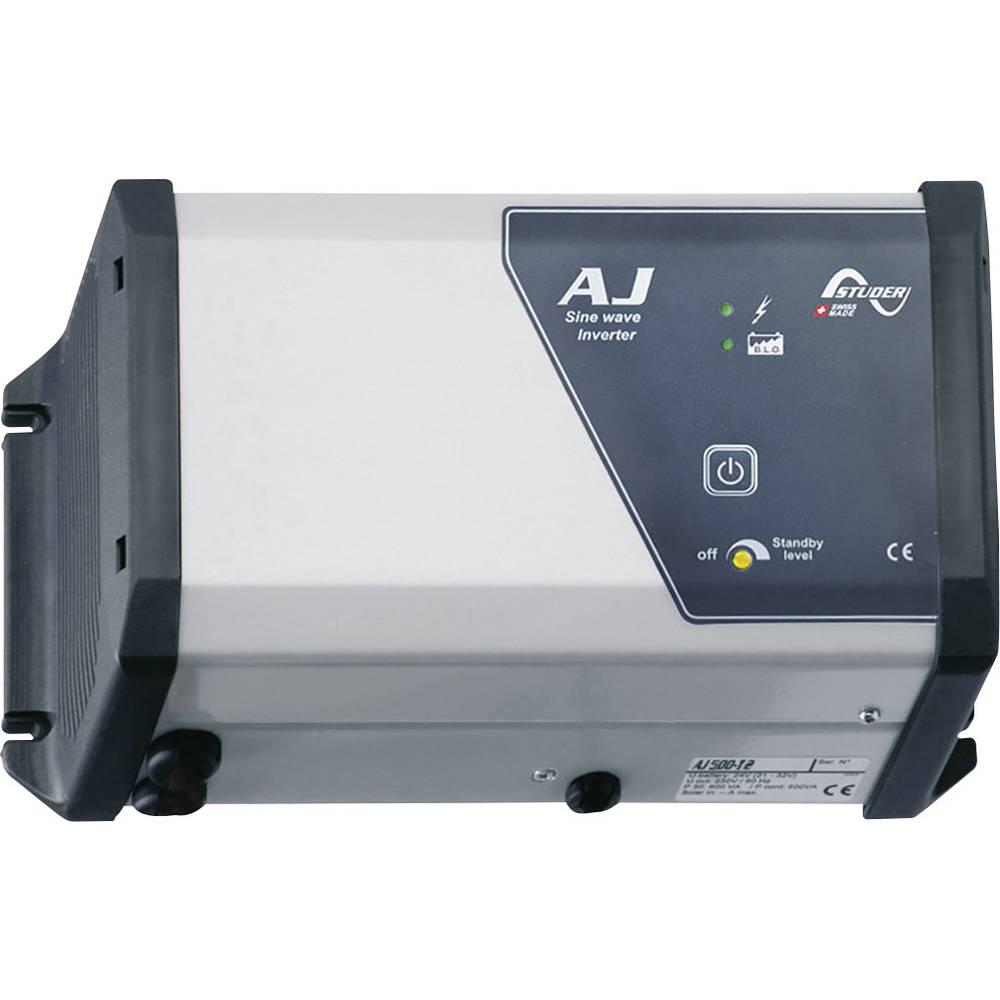 Studer AJ 500-12-S omrežni razsmernik 500 W 12 V/DC - 230 V/AC