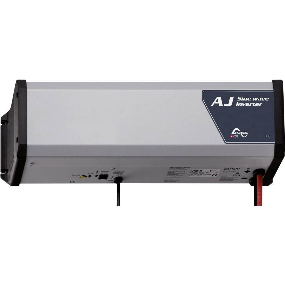 Studer AJ 1000-12 omrežni razsmernik 1000 W 12 V/DC - 230 V/AC