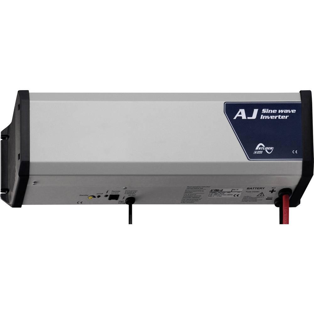 Studer AJ 1000-12-S omrežni razsmernik 1000 W 12 V/DC - 230 V/AC
