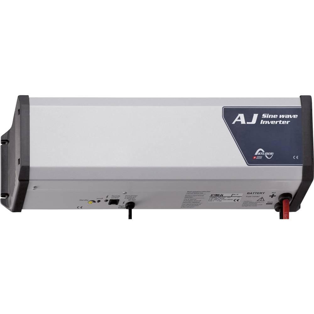 Strømvekselretter Studer AJ 1300-24 1300 W 24 V/DC Strømtilslutning Kabel