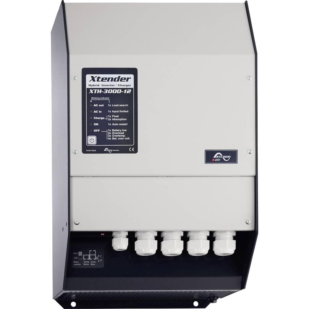 Studer XTH 3000-12 omrežni razsmernik 3000 W 12 V/DC - 230 V/AC