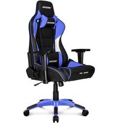 Gaming-stol AKRACING PROX Svart, Blå, Vit