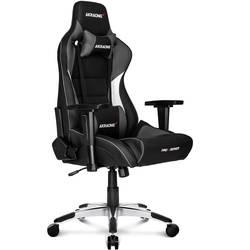 Gaming-stol AKRACING PROX Svart, Grå, Vit