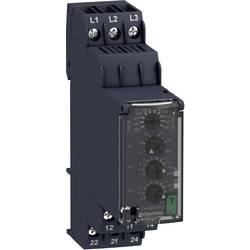 nadzorni relej 380, 380 - 480, 480 V/DC, V/AC 2 prebacivanje 1 St. Schneider Electric RM22TR33 3-fazni nadzor mreže, mreža trofa