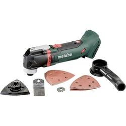 Baterijska višenamjenski alat Bez baterije, Uklj. kofer 18 V Metabo MT 18 LTX 613021840