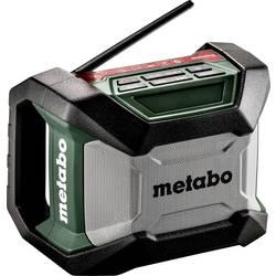 FM Byggradio Metabo R 12-18 Svart, Grön, Grå