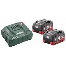 baterija za alat i punjač Metabo 685122000 18 V 5.5 Ah lihd