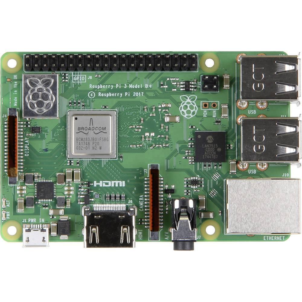 Raspberry Pi® 3 Model B+, 1 GB