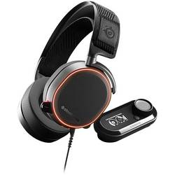 Gaming-headset Steelseries Arctis Pro + GameDAC Over Ear Svart