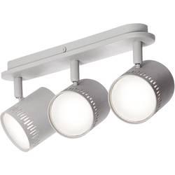 Brilliant Cavi G73130/52 Stropni LED-reflektor 15 W EEK: LED (A++ - E) Topla bela Svetlo siva