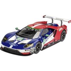Revell 07041 Ford GT Le Mans 2017 model avtomobila, komplet za sestavljanje 1:24