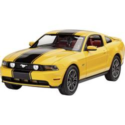 Revell 07046 2010 Ford Mustang GT model avtomobila, komplet za sestavljanje 1:25