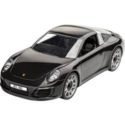 Revell 00822 Porsche 911 Targa 4S model avtomobila, komplet za sestavljanje 1:20