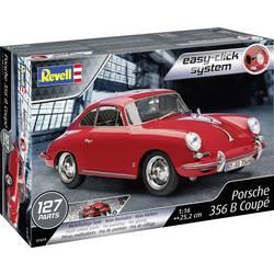 Revell 07679 Porsche 356 Coupé model avtomobila, komplet za sestavljanje 1:16