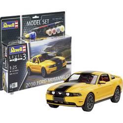 Revell 67046 2010 Ford Mustang GT model avtomobila, komplet za sestavljanje 1:25