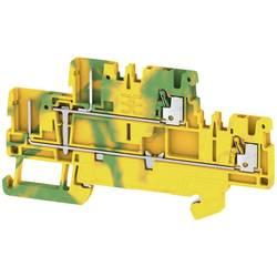 Dvaput uzemljenja vodiča APGTB 1.5 2T PE 4C/2 2485870000 Žuto-zelena Weidmüller 50 ST