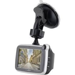 Avtomobilska kamera z GPS-sistemom Caliber Audio Technology DVR225DUAL Razgledni kot - horizontalni=143 ° Kamera za vzvratno vož