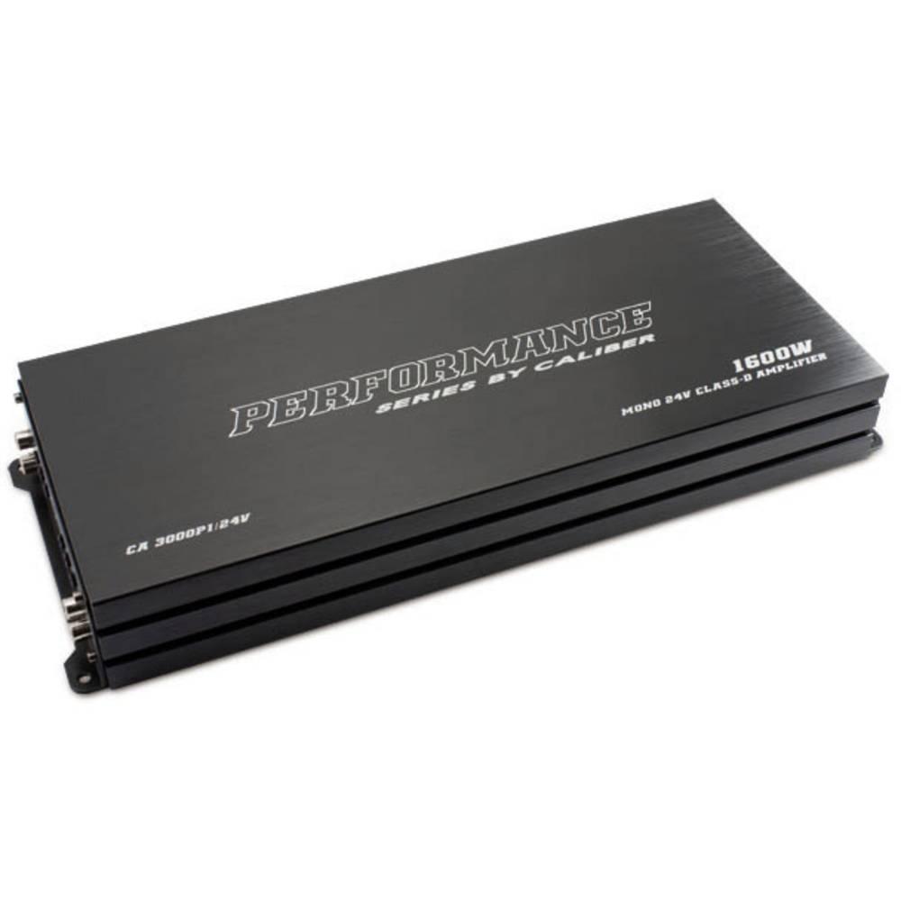 Caliber Audio Technology 24 V 1-kanalna končna stopnja 1600 W