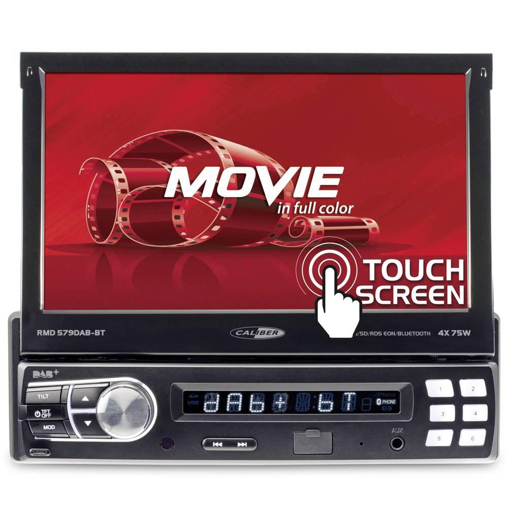 Caliber Audio Technology RMD579DAB-BT multimedijski avtoradio, DAB+ Tuner, priključek za volanski daljinski upravljalnik, priklj