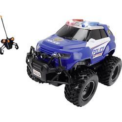 Dickie Toys 201119056 RC Police Offroader 1:24 RC Avtomobilski model za začetnike Elektro Monster Truck