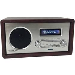 Reflexion HRA1260i spletni namizni radio internet aux, WLAN, internetni radio podpira DLNA les