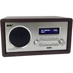 Reflexion HRA1255DAB namizni radio DAB+, UKW aux les
