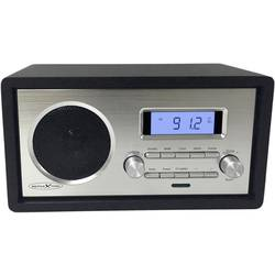 Reflexion HRA1250 namizni radio UKW aux črna