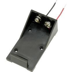 Baterije - držač 1x 9 V Block Kabel TRU COMPONENTS BH9VA