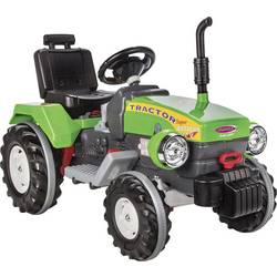 električni traktor Jamara 12 V Ride-on Power Drag zelena