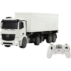 Jamara 405148 Mercedes Arocs Container-LKW 1:20 RC funkcijski model za začetnike Elektro Tovornjak