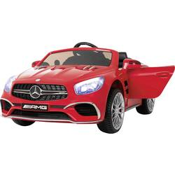 električni avto Jamara 12 V Ride-on Mercedes SL65 rdeča