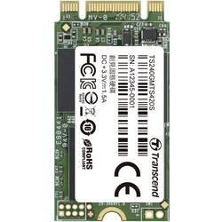 Transcend TS240GMTS420S notranji trdi disk sata m.2 ssd 2242 240 GB MTS420S trgovina na drobno m.2