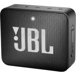 JBL Go2 Bluetooth® zvočnik AUX, Zunanji zvočnik, Uporaba na prostem, Vodoodporen Črna