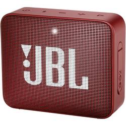 Bluetooth zvučnik JBL Go2 aux, funkcija govora slobodnih ruku, vanjski, vodootporan crvena