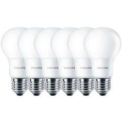 LED Glödlampsform E27 Philips Lighting 8 W 806 lm A+ Varmvit 1 st