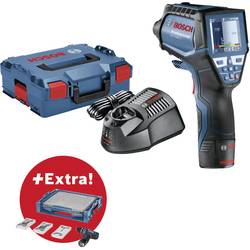 IR termometer Bosch Professional GIS 1000 C + Mobility-komplet Optika 50:1 -40 do 1000 °C