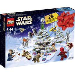 LEGO StarWars Star Wars adventni koledar 6 - 14 let