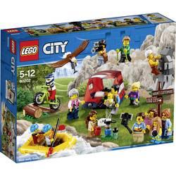 LEGO® CITY 60202 Stadtbewohener - Outdoor Adventure